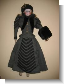 fashion Doll unmarked