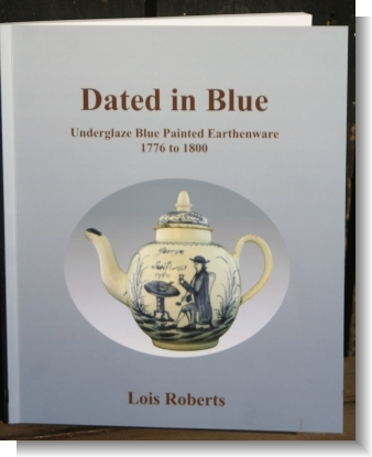 DATED in BLUE by Lois Roberts