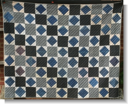 SINGLE WINTER QUILT