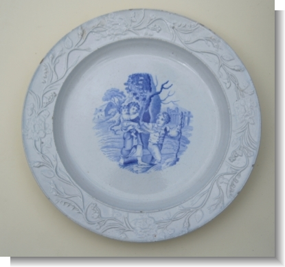 CHILDS PLATE, c.1820