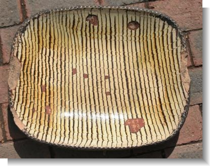 Large 18th Century BAKING DISH