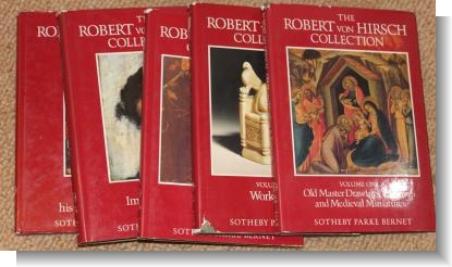 THE ROBERT VON HIRSCH COLLECTION