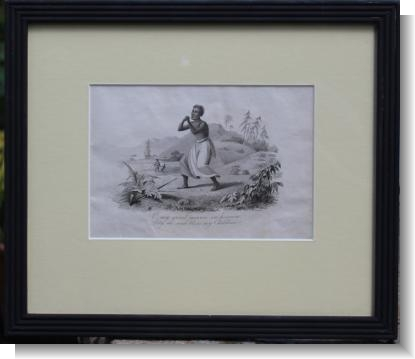 FRAMED ENGRAVINGS 4,5,6